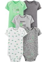Deals on 5-Pack Carters Baby Boys & Girls Bodysuits