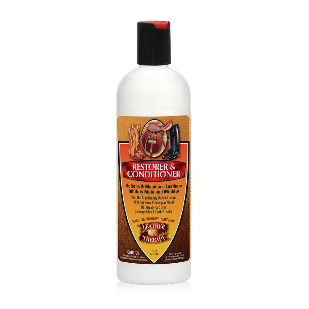 Bilde av Absorbine Therapy Restorer & Conditioner For Lær, 473 Ml