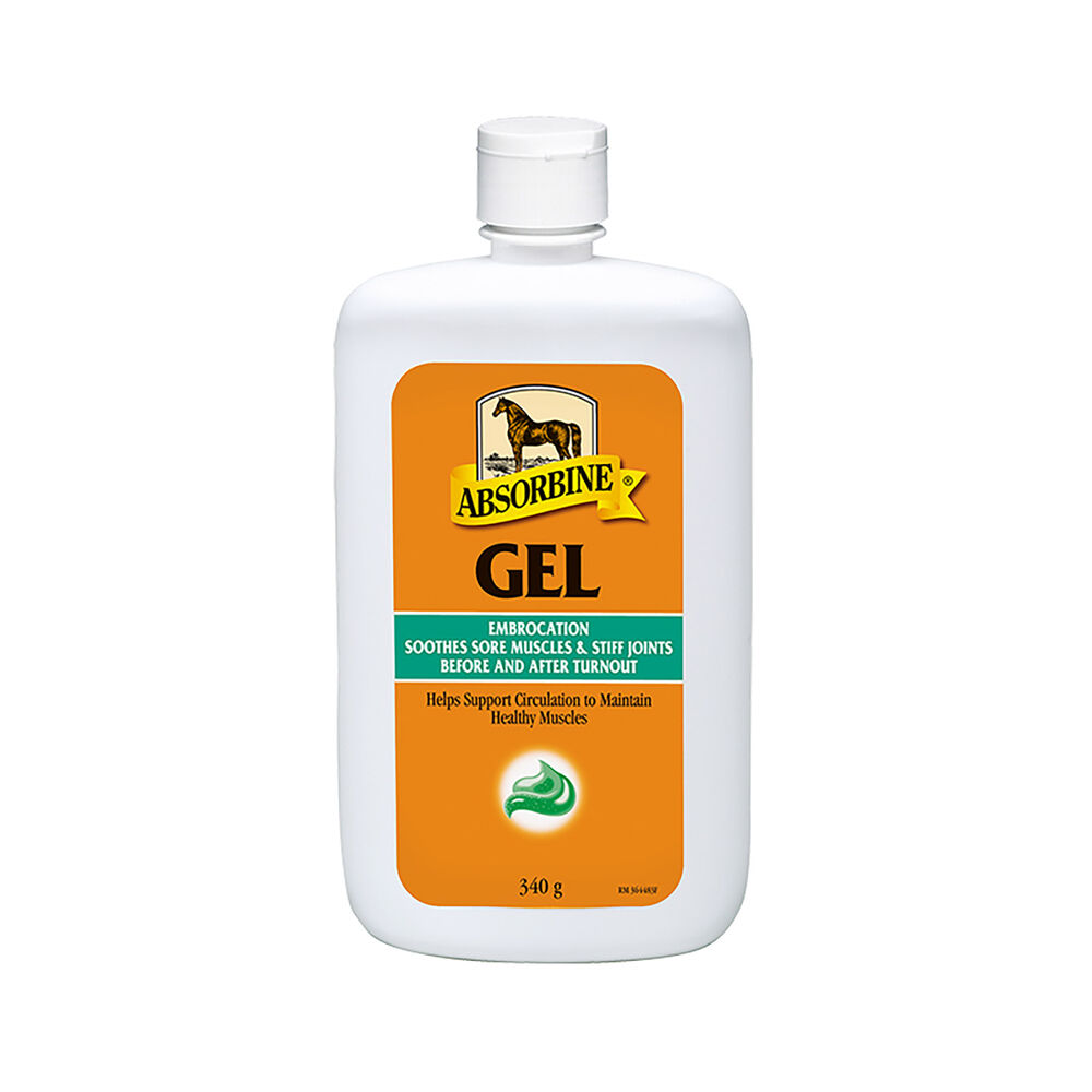 Bilde av Absorbine Embrocation Vetlin, Gel, 340 Ml