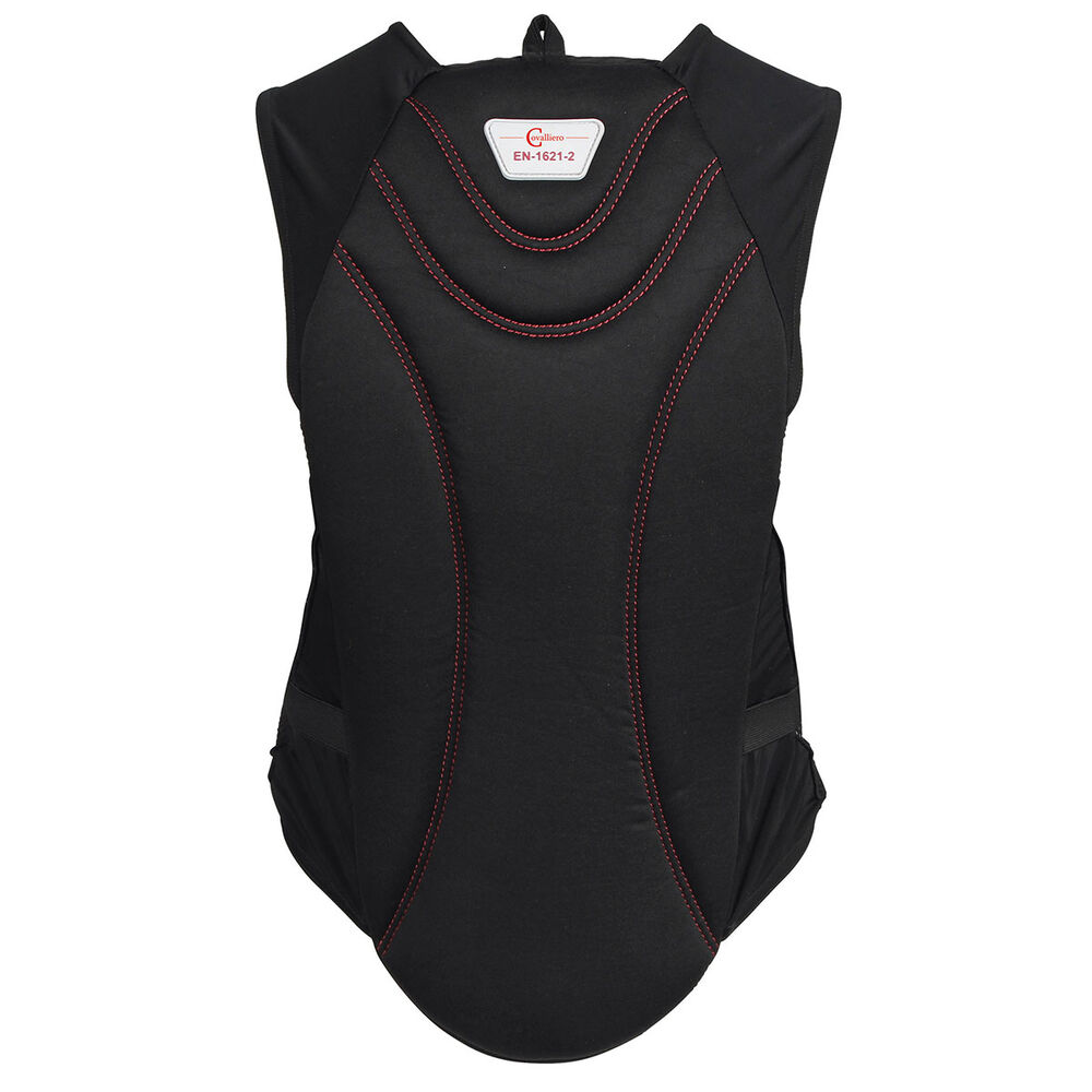 Covalliero ProtectoSoft back protection vest for children