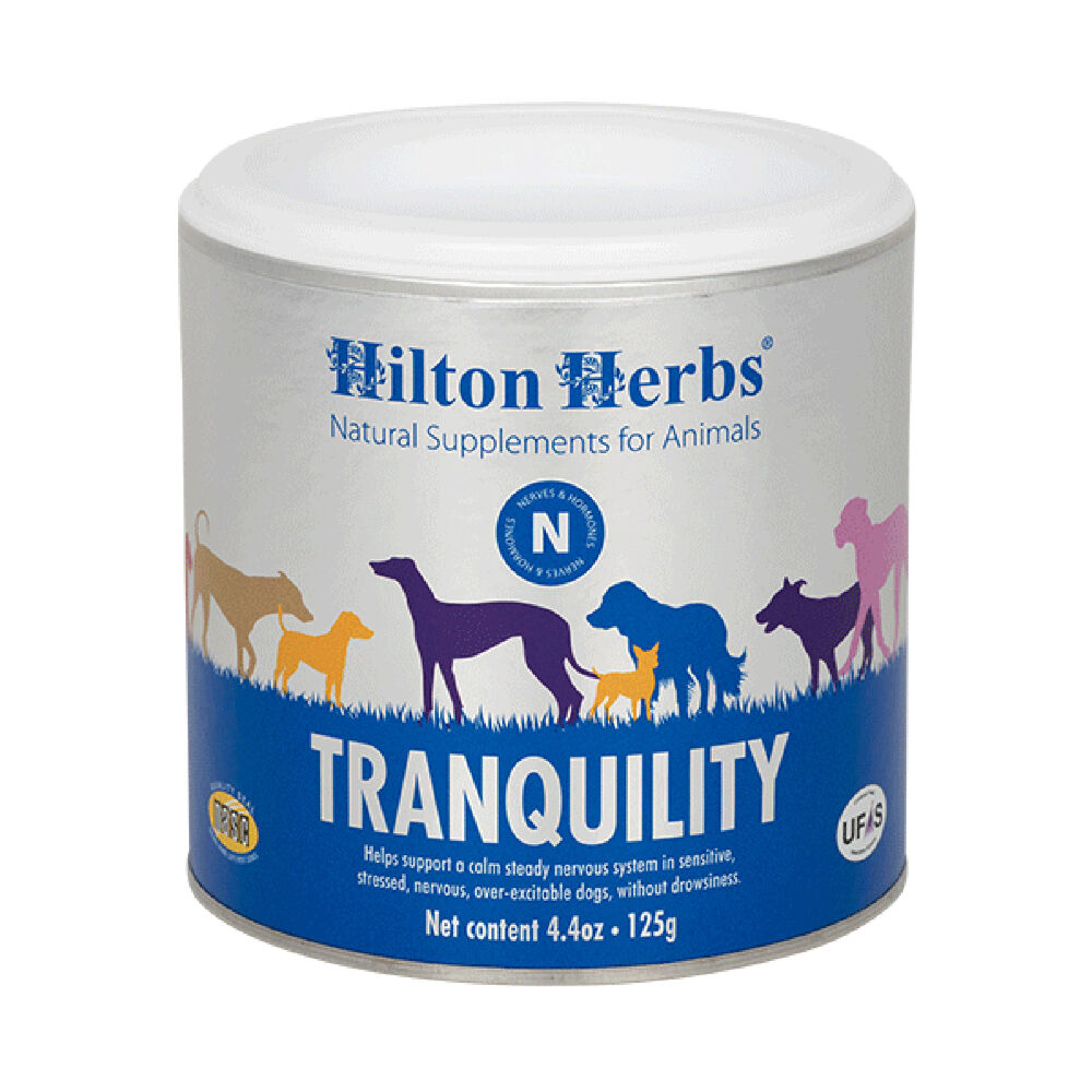 Hilton Herbs Tranquility for Dogs - 125 g