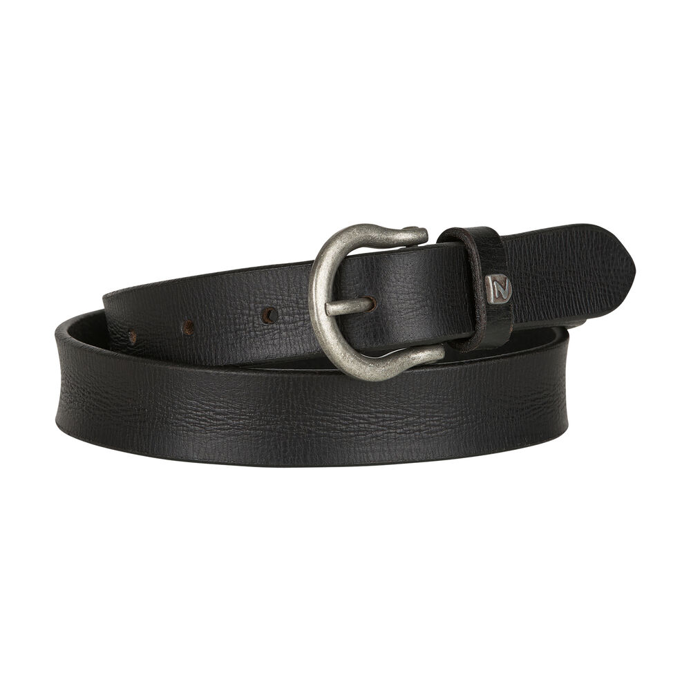 Horze Sierra Narrow Leather Belt