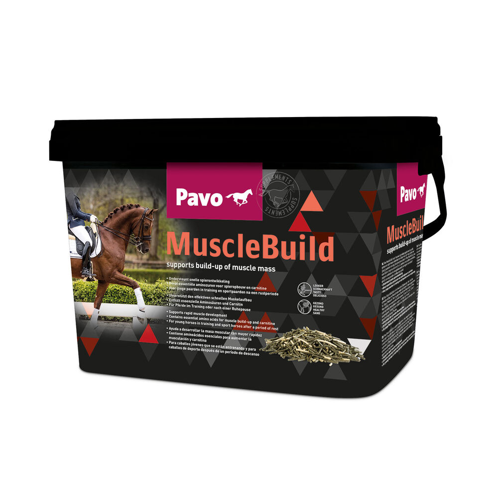 Pavo MuscleBuild, 3 kg