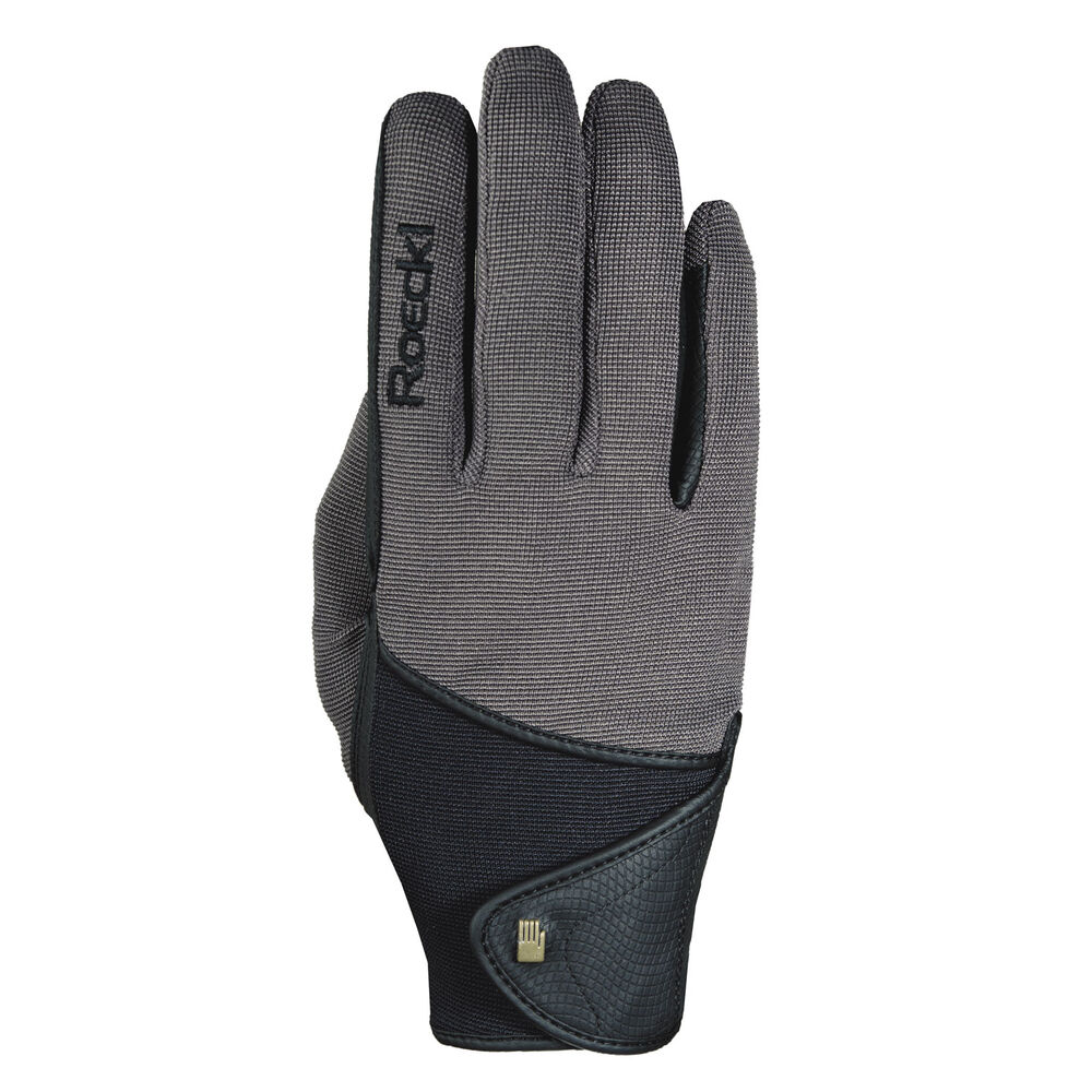 Roeckl MADISON WINTER Function Winter Elastic Digital Serino PU with Fleece riding gloves