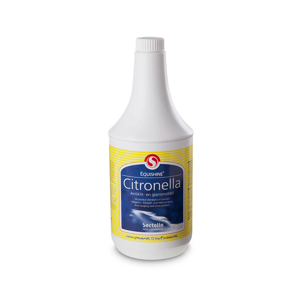 Sectolin EquiShine Citronella, 1000ml