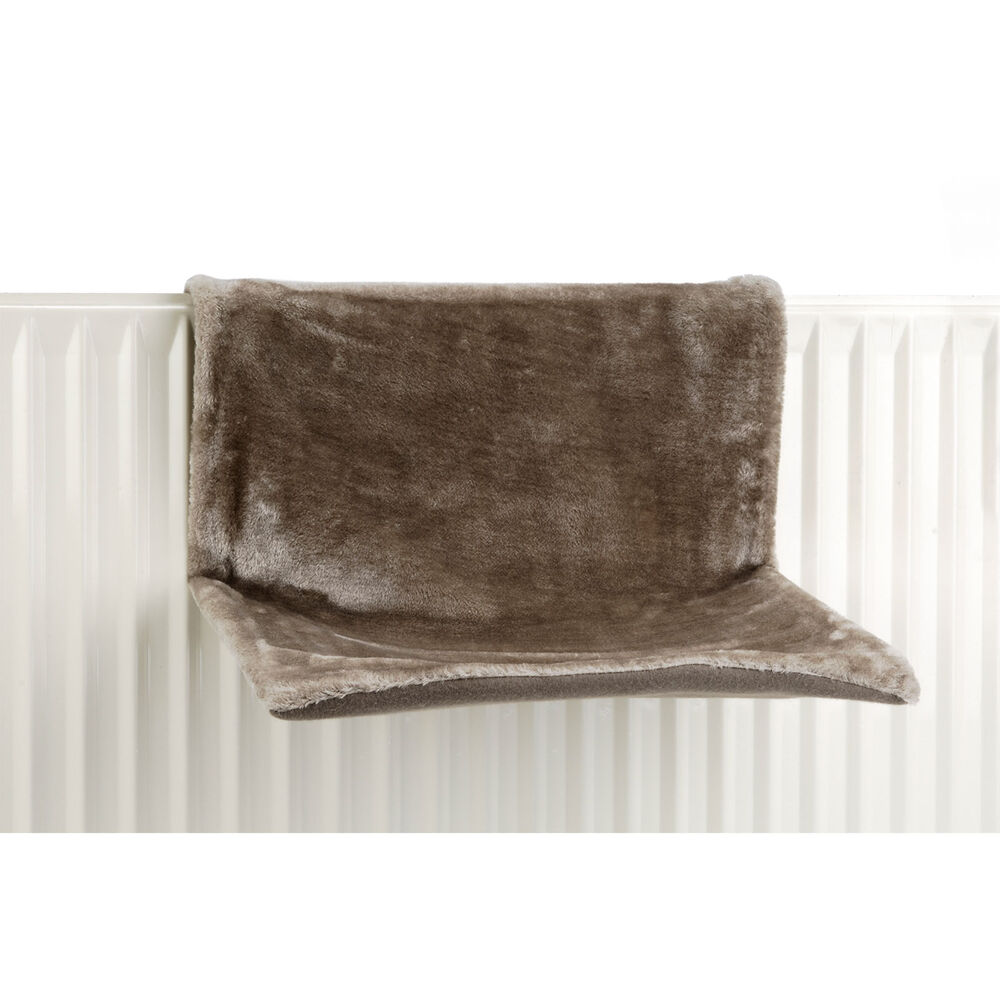 Beeztees Hammock Sleepy for central heating, grey