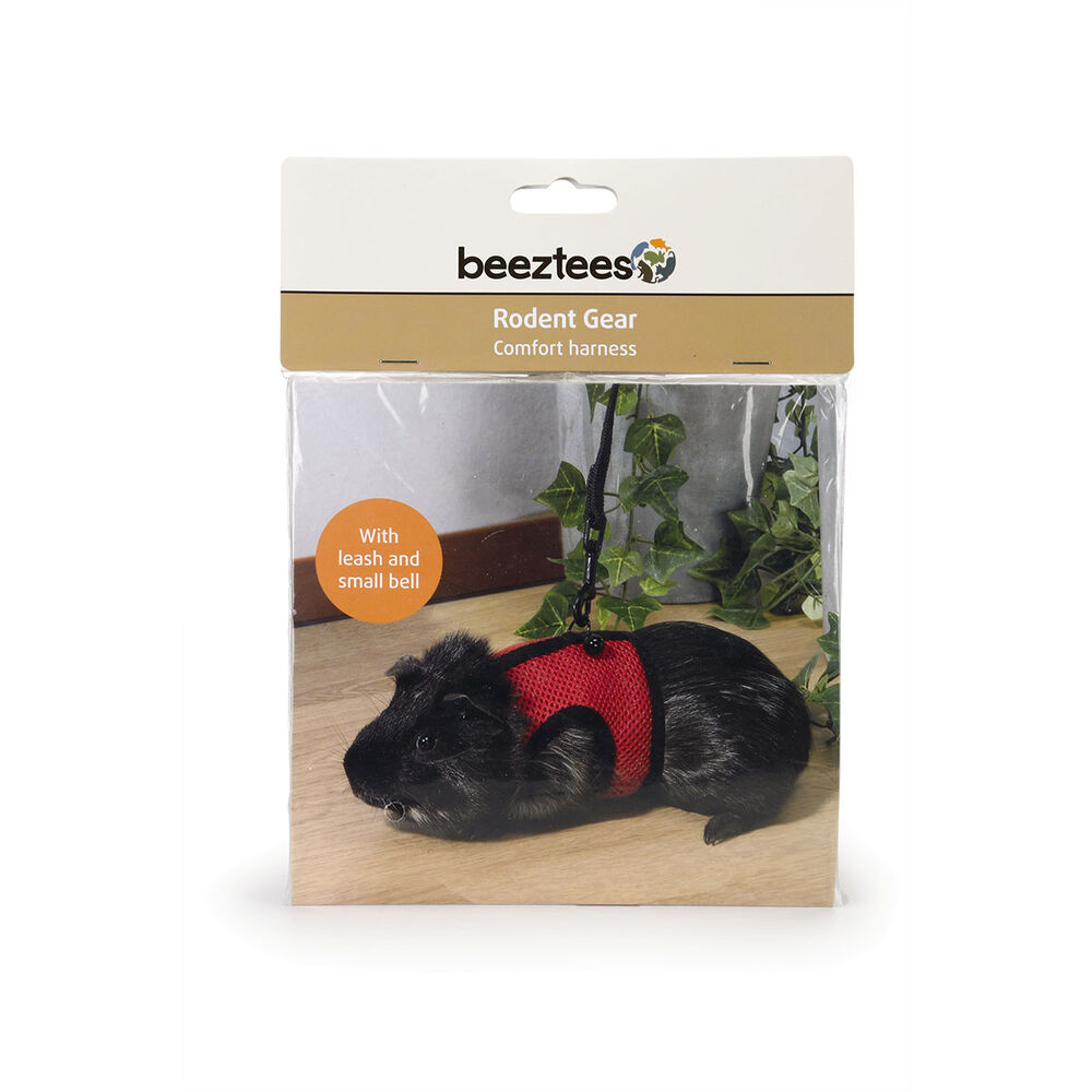 Beeztees Rodent comfortabel harnas large