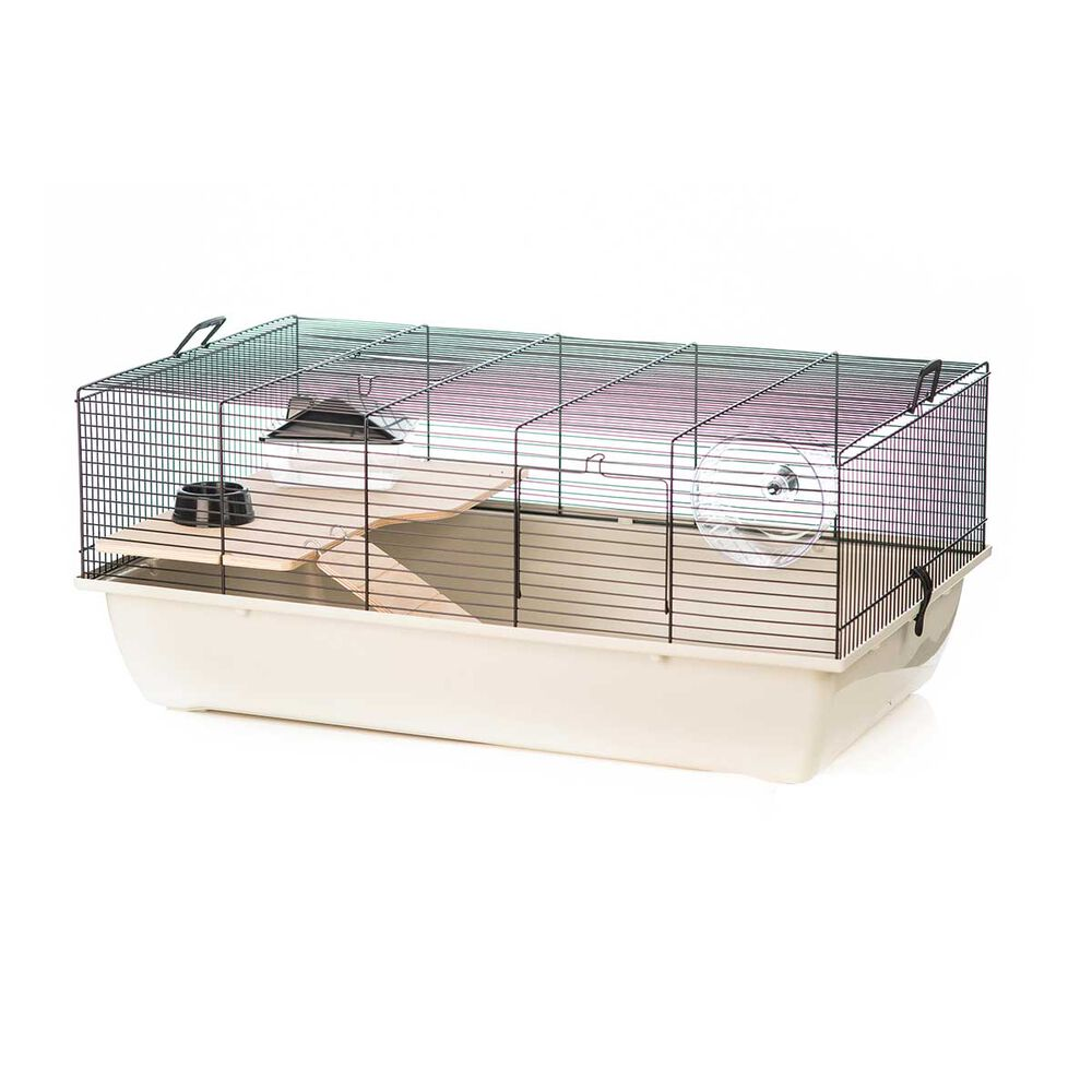 Beeztees Tommy Wood rodent cage