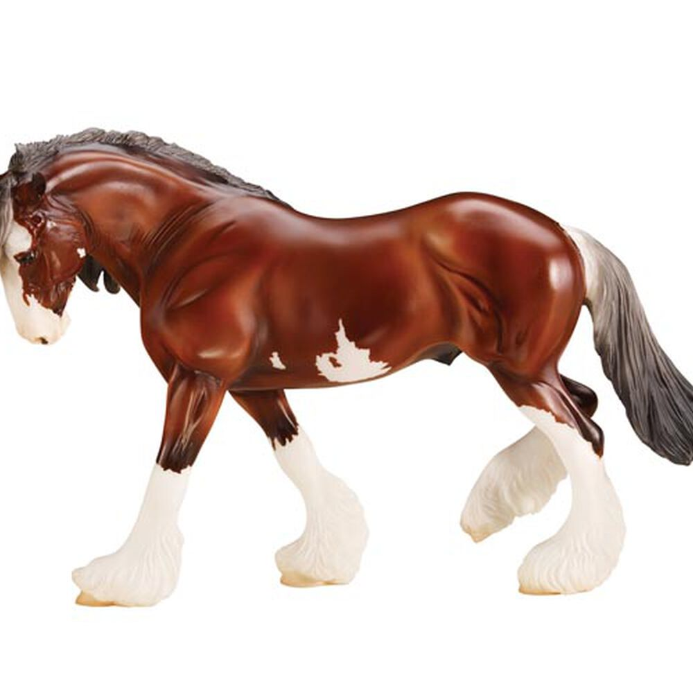 Breyer TRADITIONAL SBH Phoenix - Clydesdale
