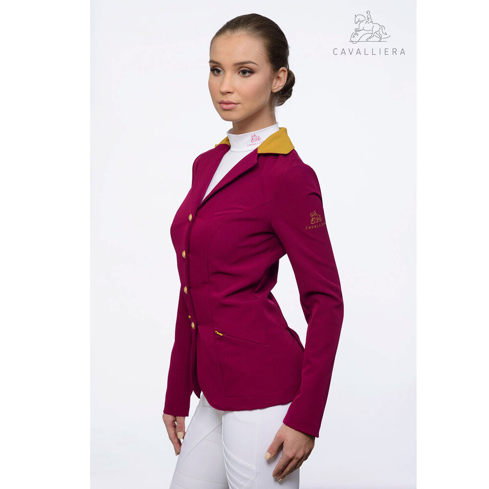 Cavalliera Riding Show Jacket On Top Of World Softshell