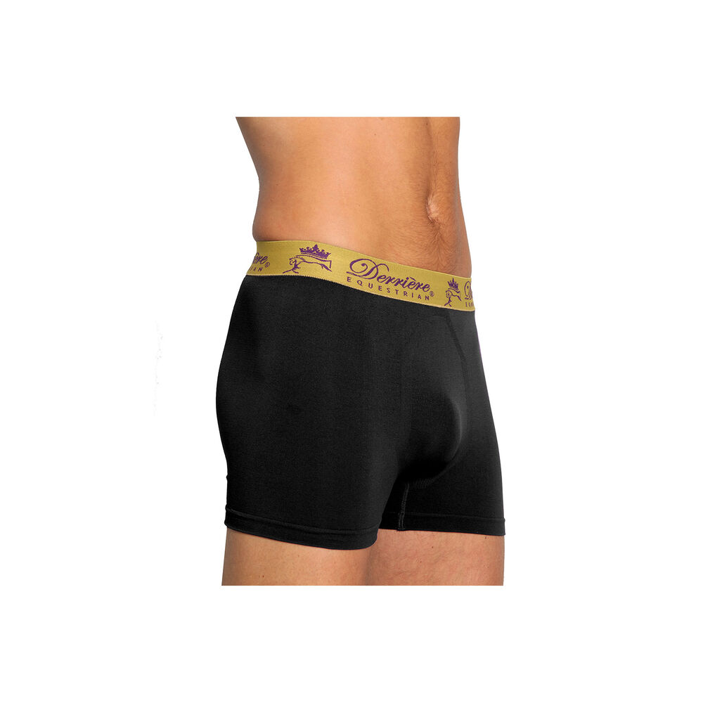 Derriere Equestrian Performance Seamless Shorty Male
