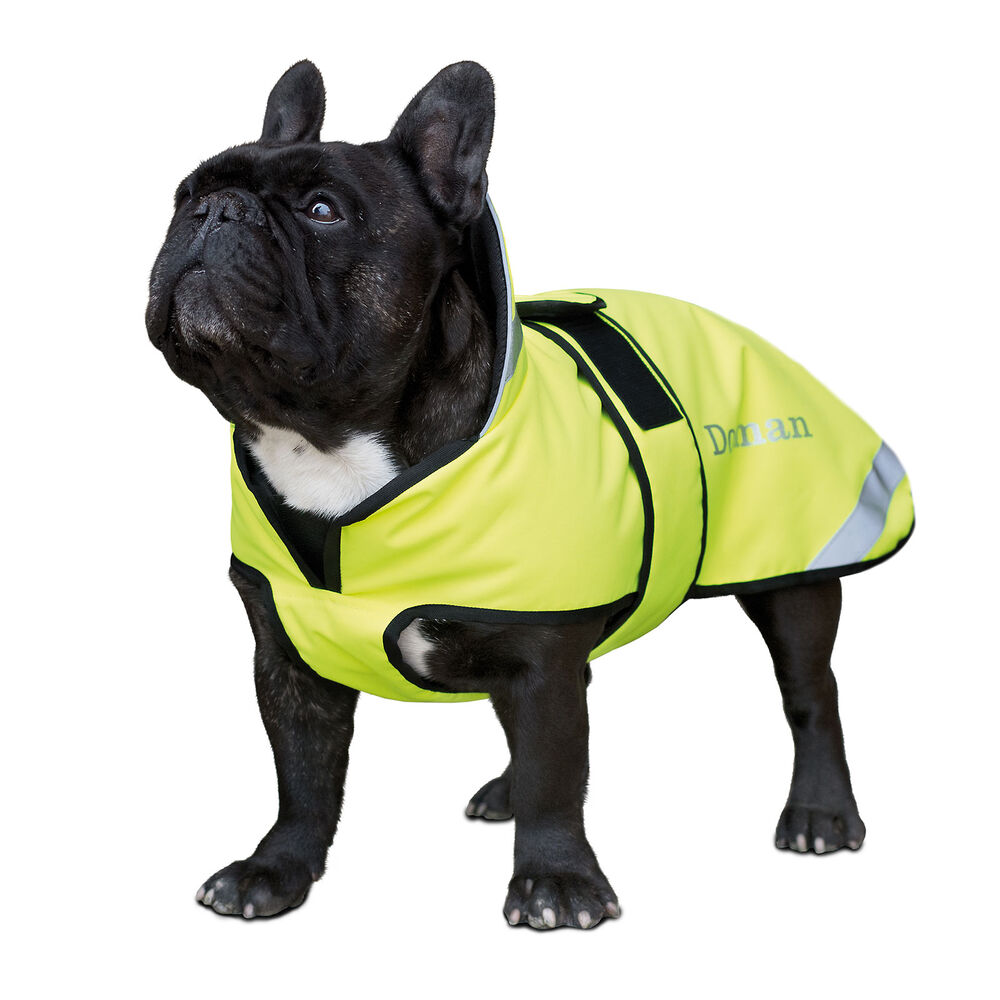Dogman Reflective Dog coat 20-60cm
