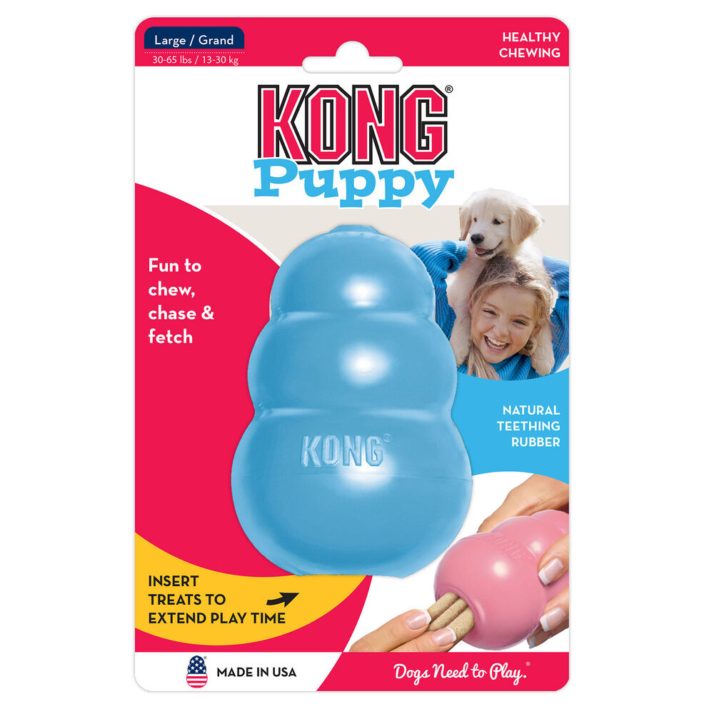 Kong Puppy Large (assorted)