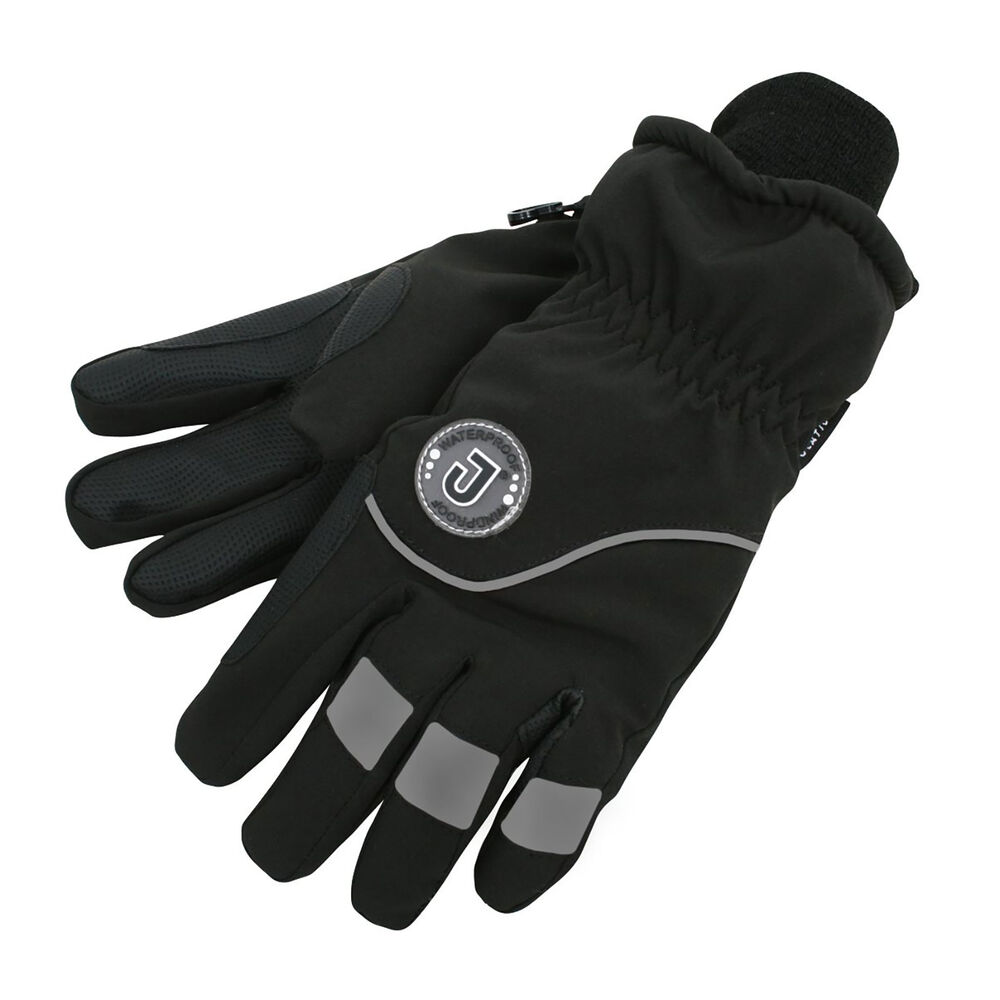 Jacson Thermo Gloves, 5-F, Reflex