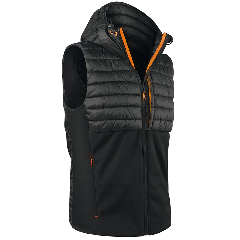 Komperdell Thermo Vest Mens with Hood
