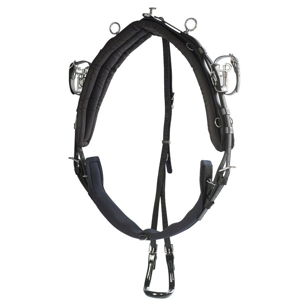 Finntack Pro QH Synthetic Racing Harness, KIT