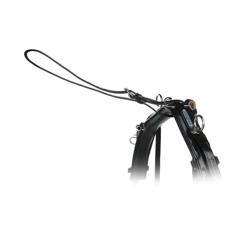 Finntack Overcheck, rear, for French bridle