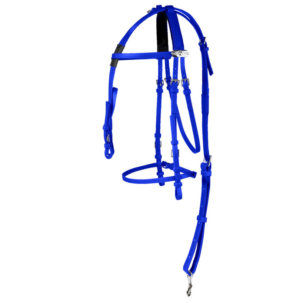 Finntack Pro Synthetic (100% Beta) Open Race Bridle Complete