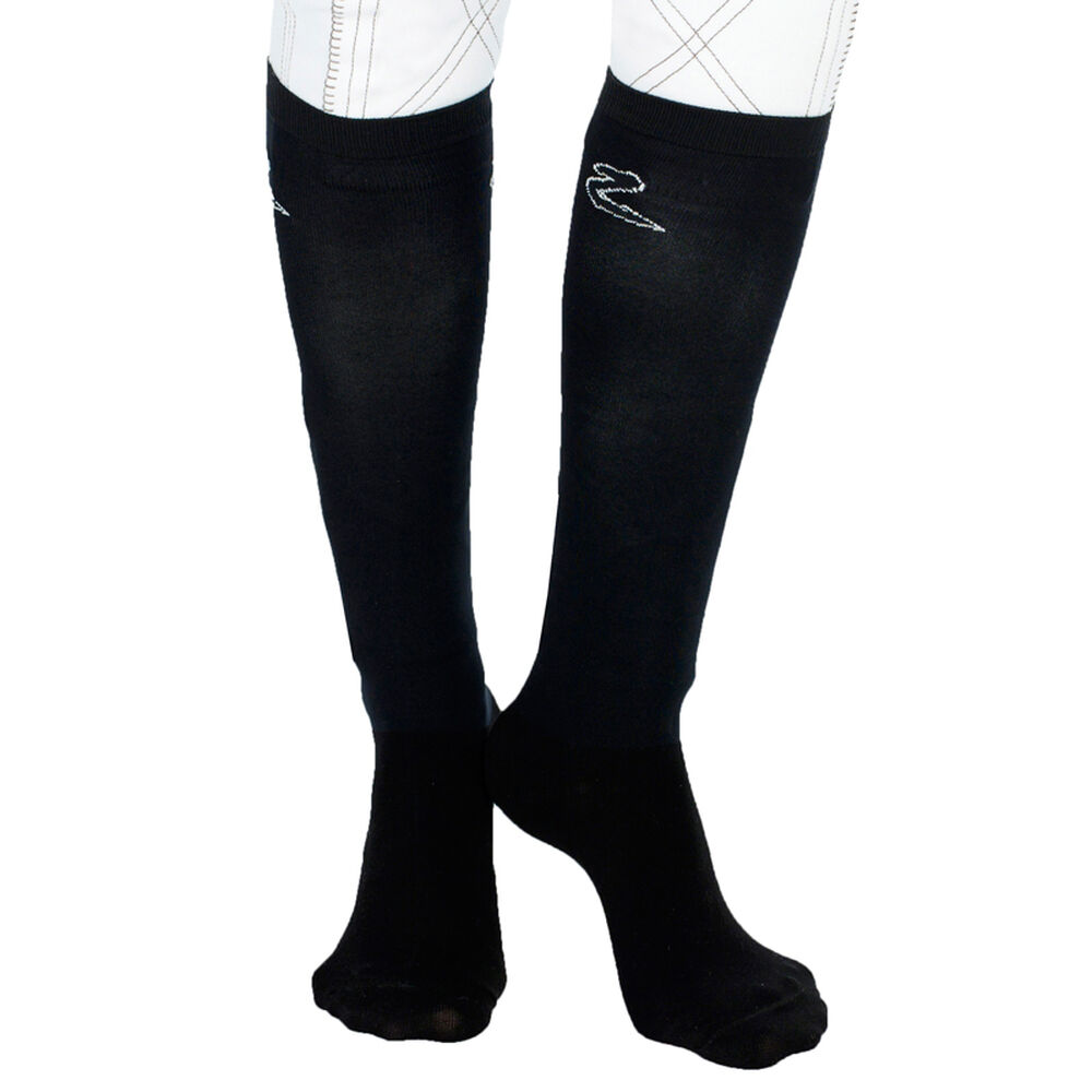 Horze Competition Riding Socks, 2 pack