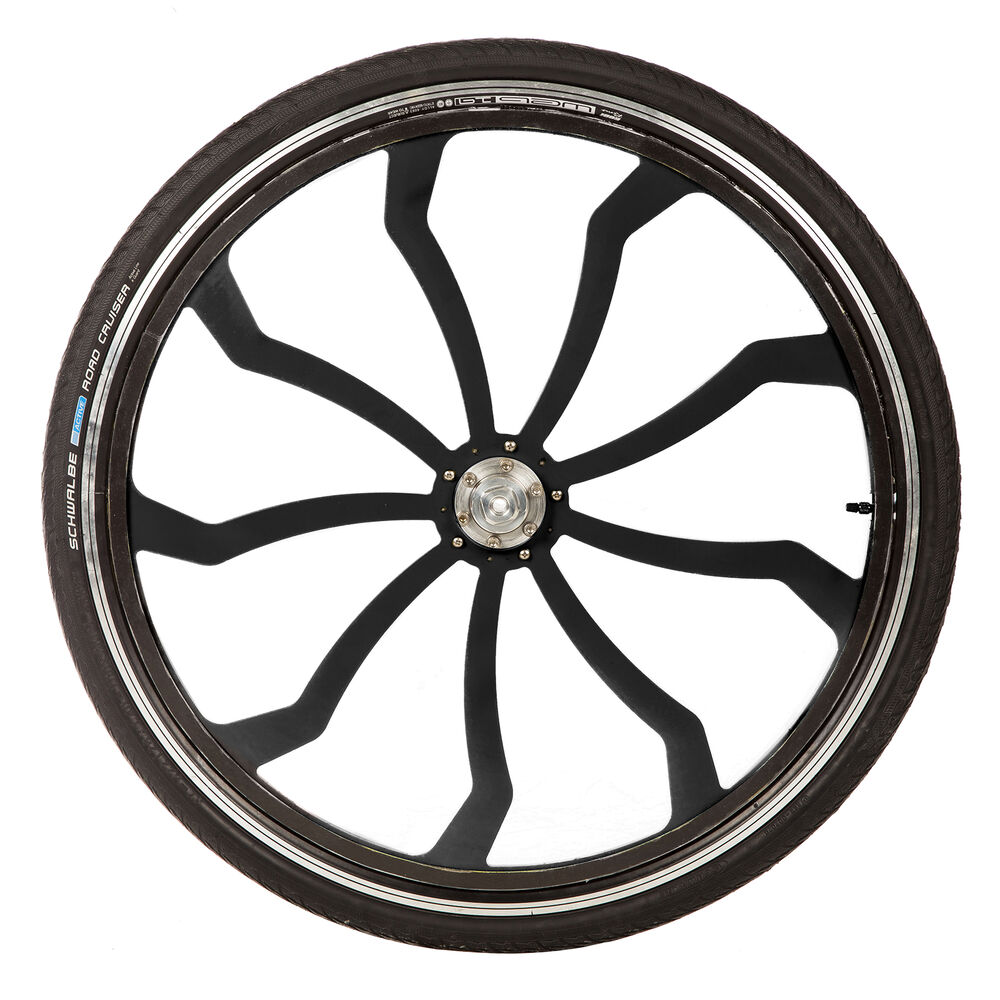 Finn-Tack Contender C6 sulky wheel 28'' (sold in pcs)