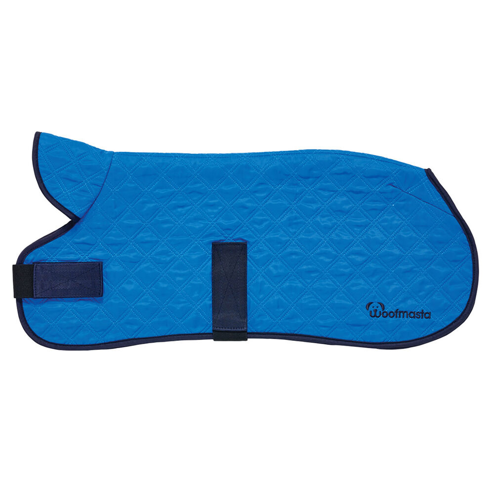Woofmasta Dog Coat Cooling Blue, 20-30cm