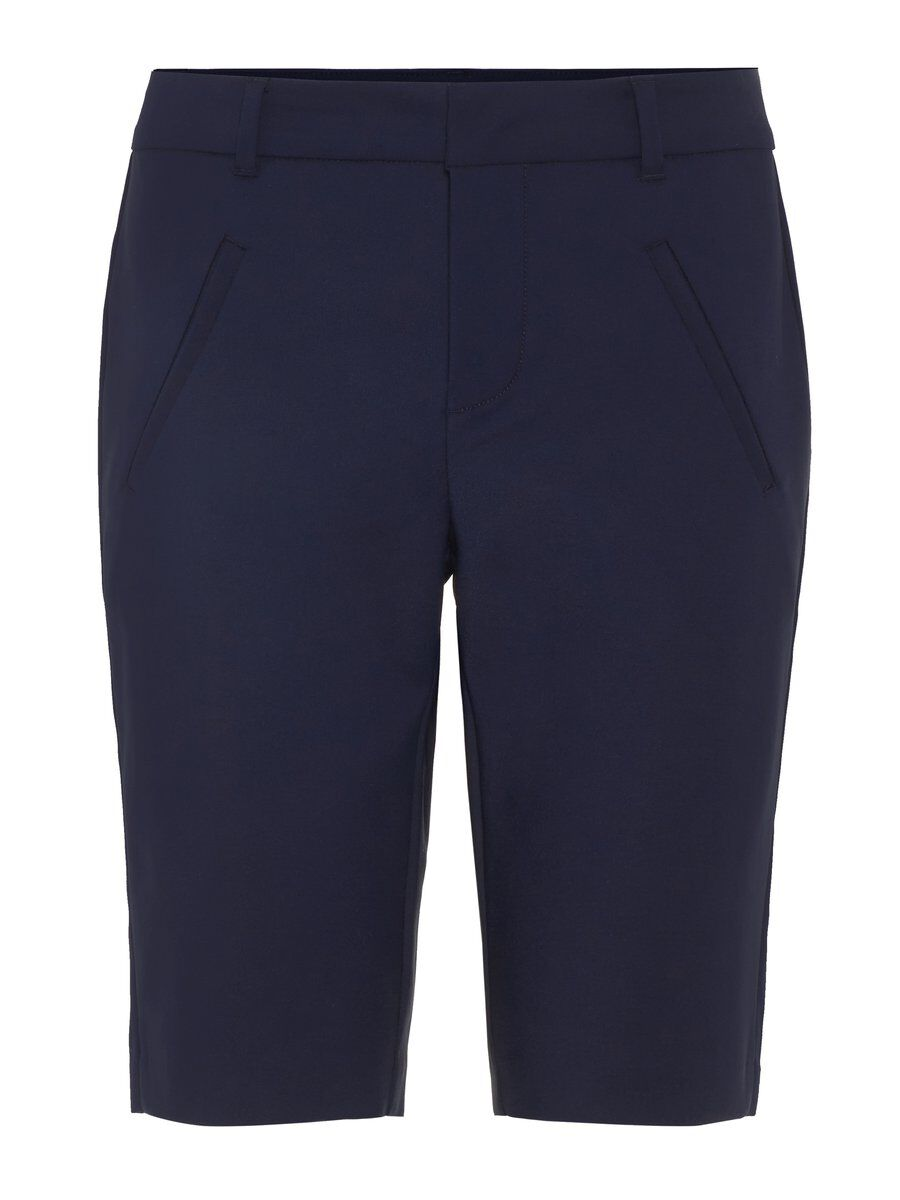 VERO MODA Regular Waist Shorts Damen Blau