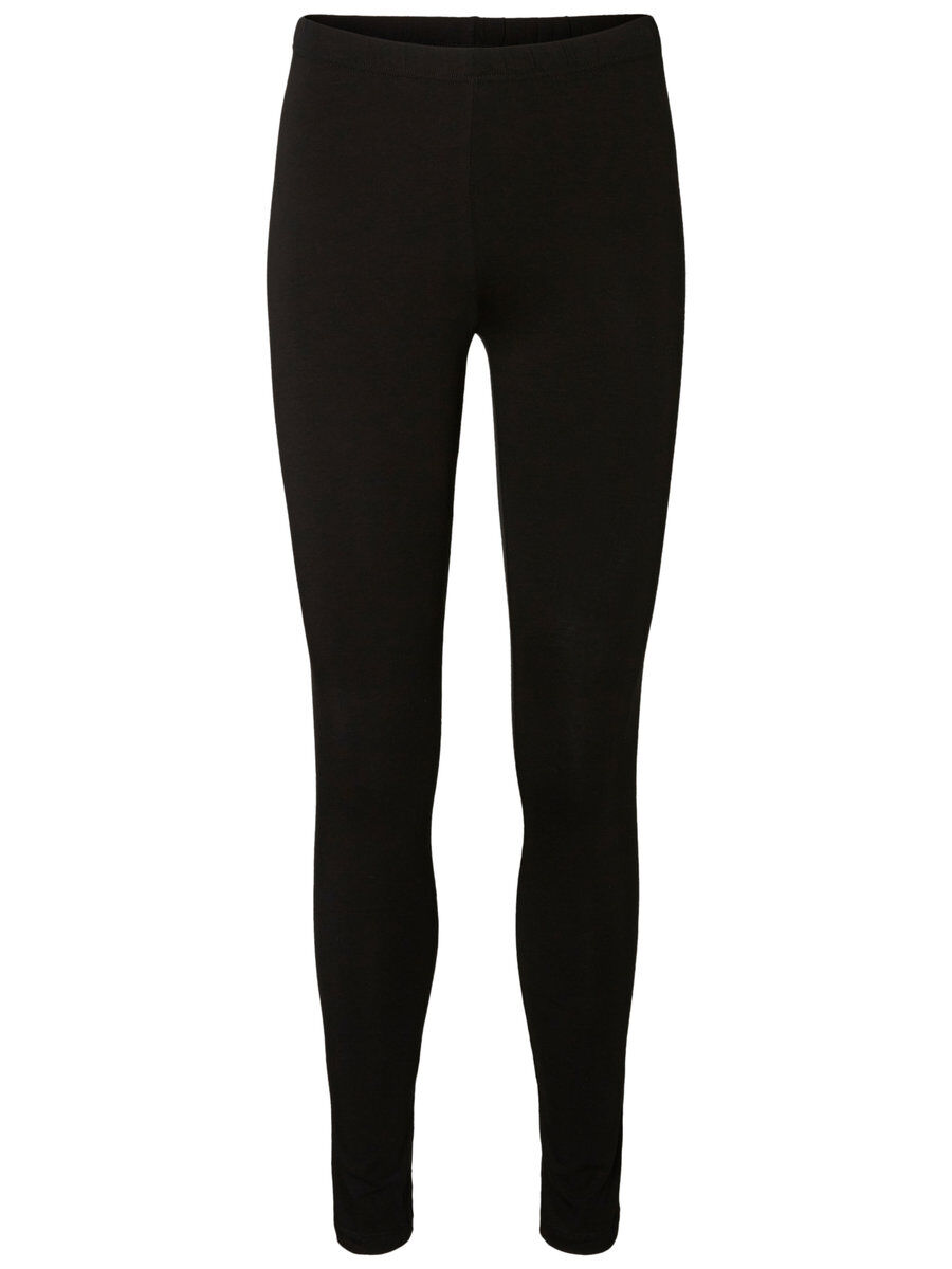2-pack Legging Dames Zwart