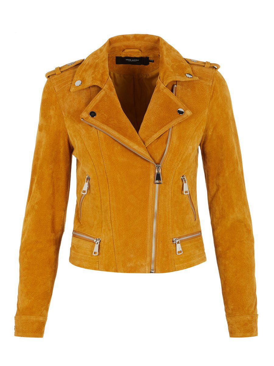 Vero Moda Wildleder Jacke Damen Must-Have, Blogpost 1309