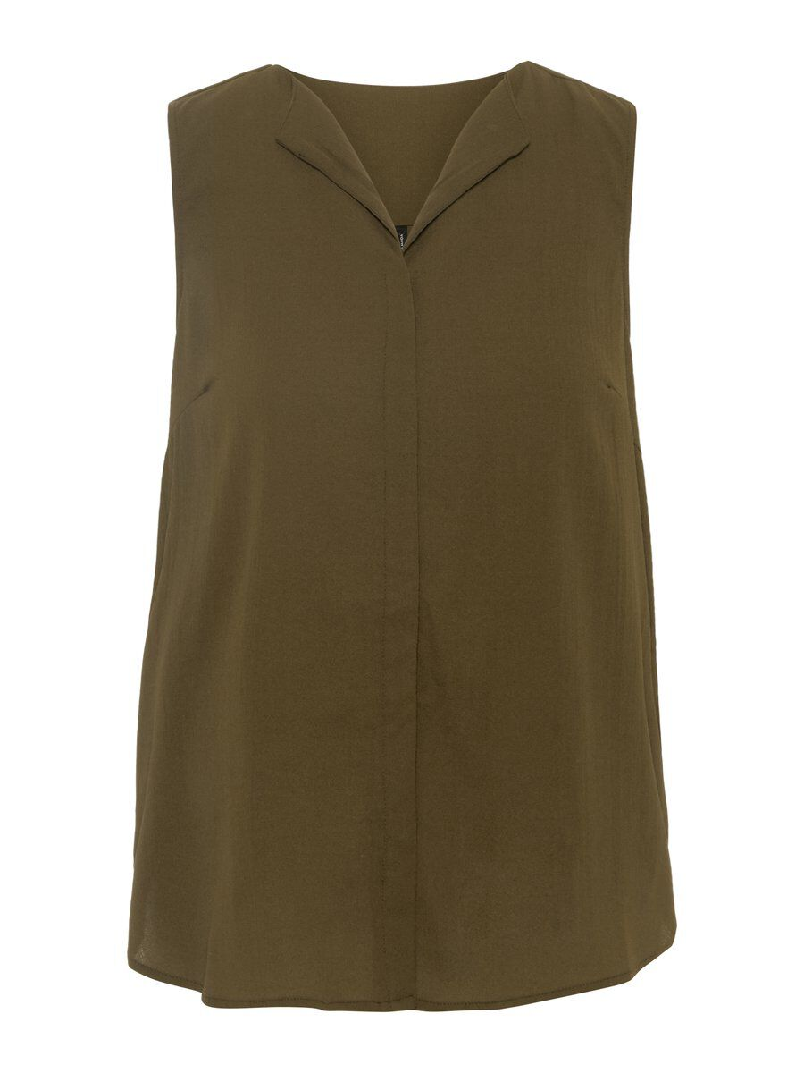 VERO MODA Sleeveless Top Damen Grün