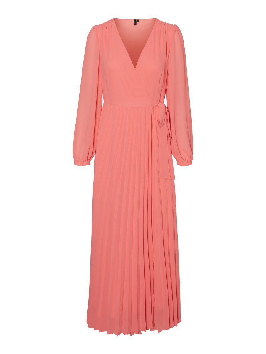 Vero Moda Wickel Kleid Damen Pink