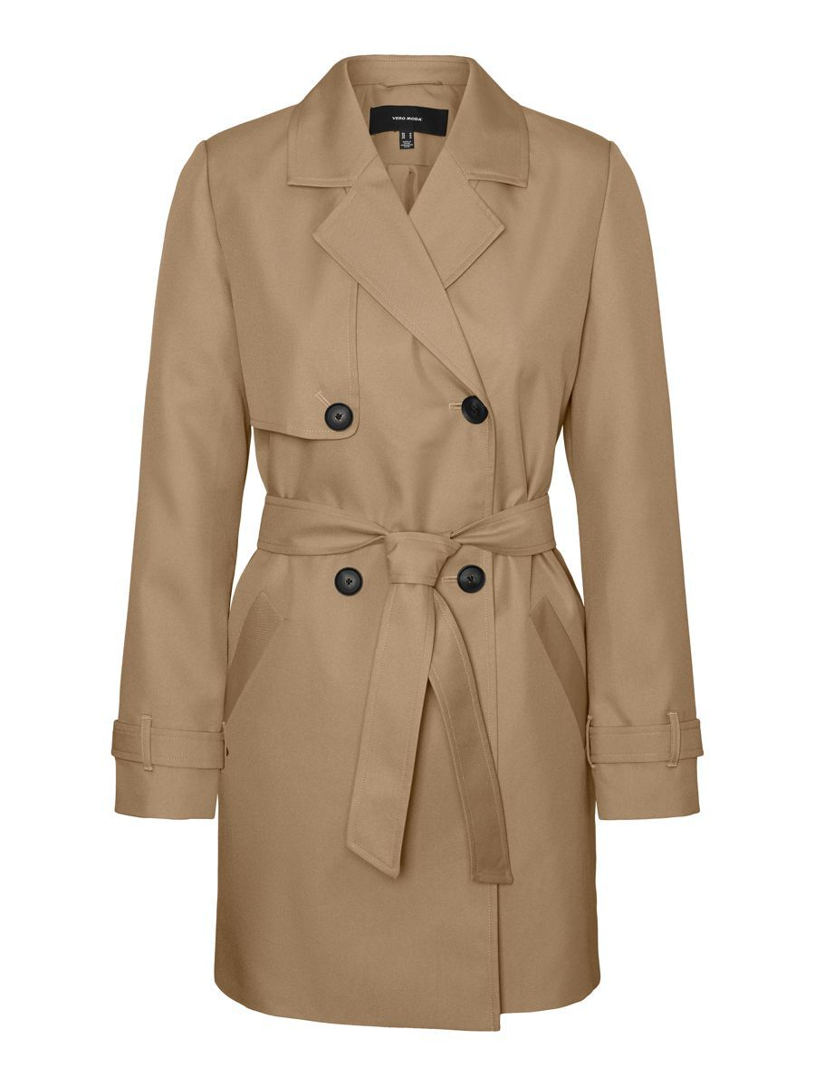 Double breasted Trenchcoat Beige