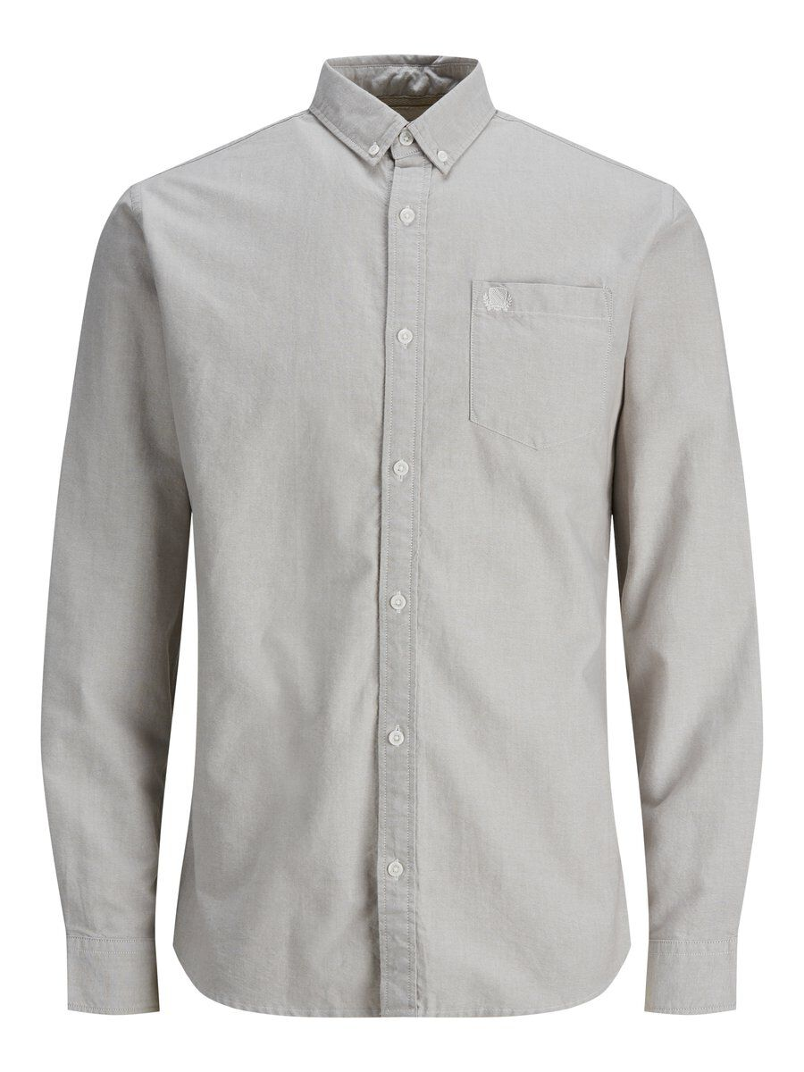 PRODUKT Oxford Chemise Men grey