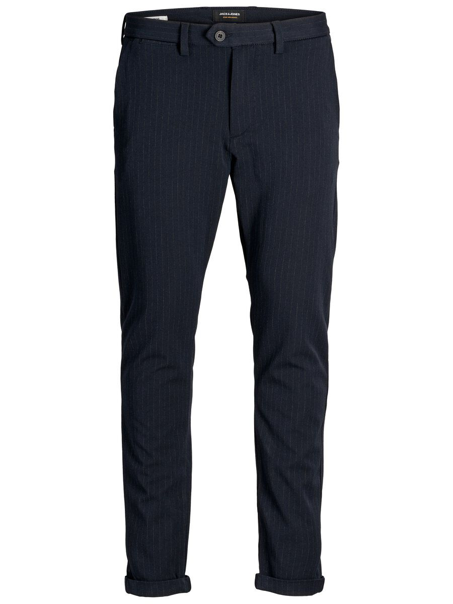 Image of JACK & JONES Slim Fit Chinos Mænd Blå (26191454921)