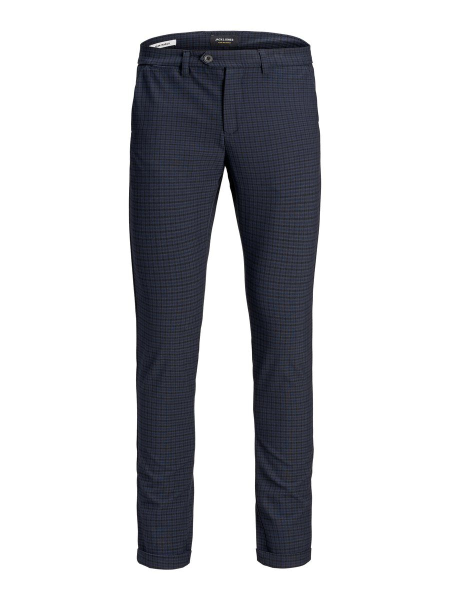 Image of JACK & JONES Ternede Slim Fit Chinos Mænd Blå (24701891941)