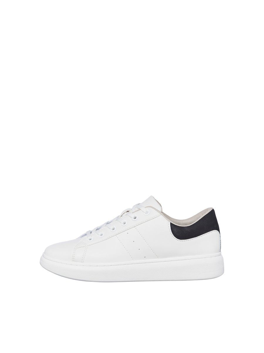 JACK & JONES Pu Baskets Men White