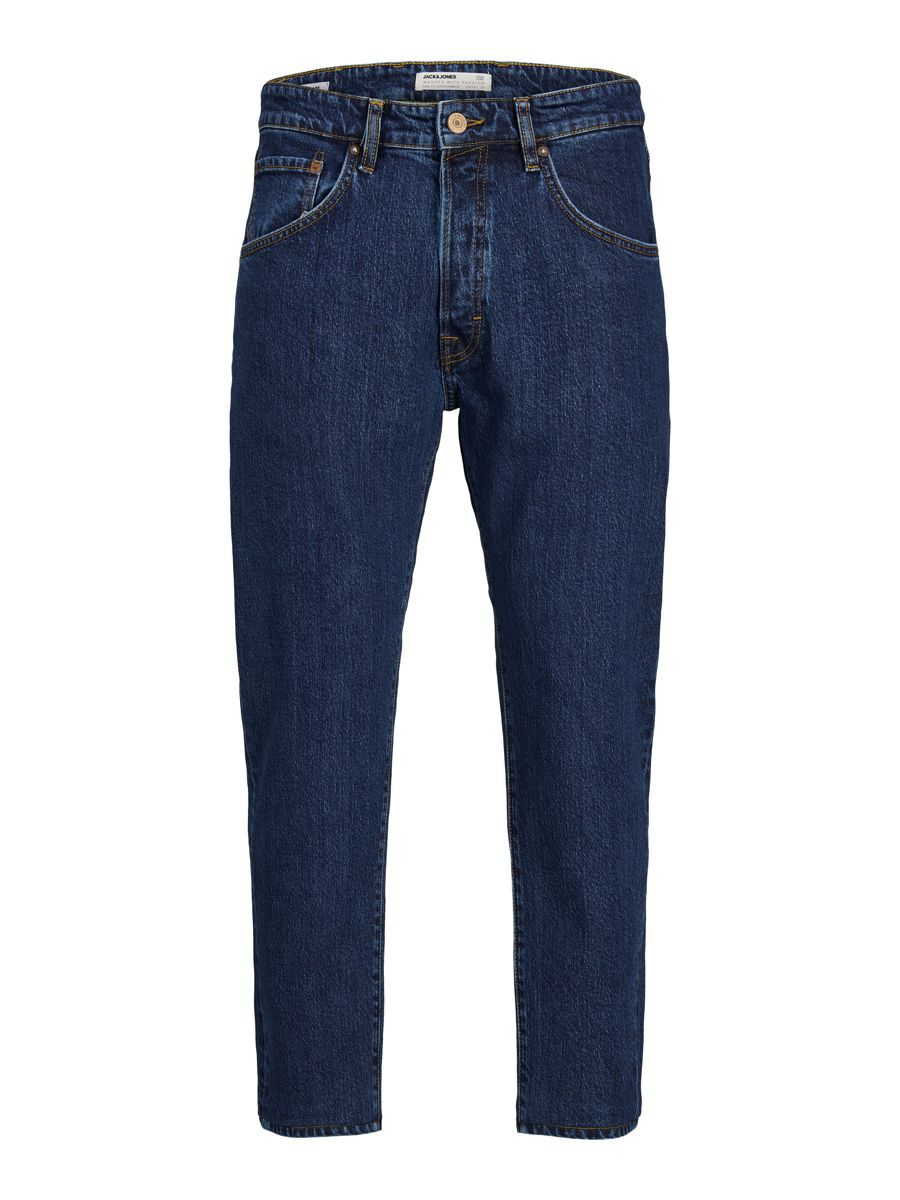 Image of JACK & JONES Frank Leen Cj 429 Tapered Fit Jeans Mænd Blå (28558105337)