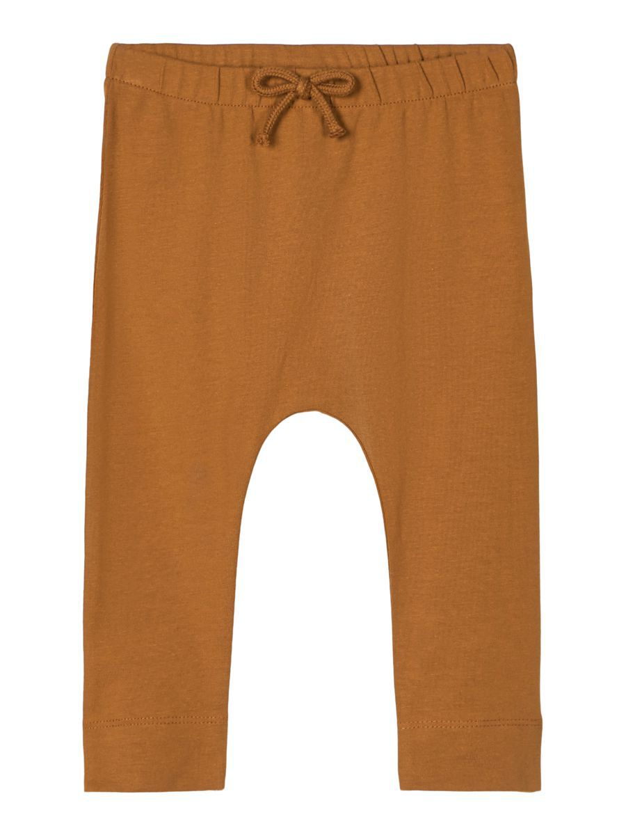 nameit NAME IT Katoenen Jersey Broek Heren Bruin