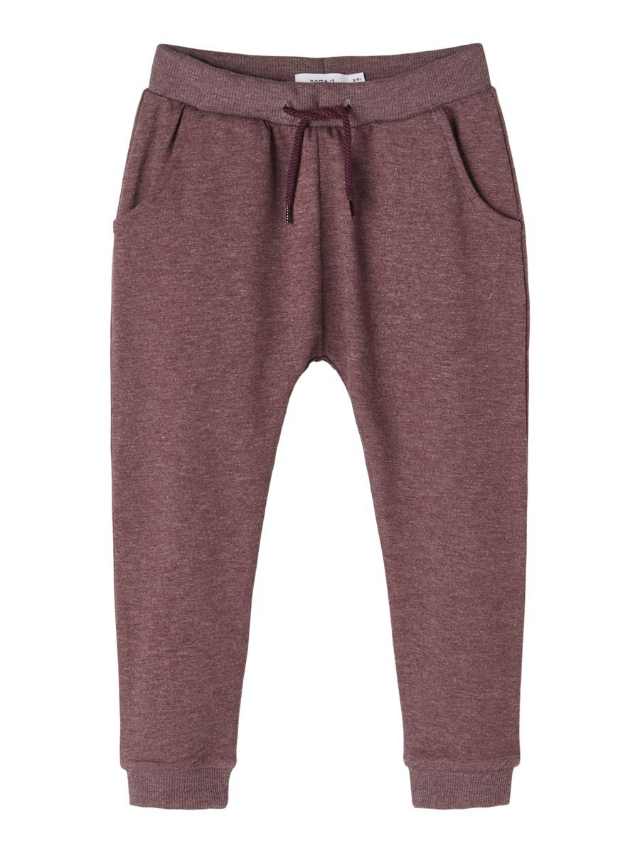 NAME IT Cotton Sweatpants Dames Paars