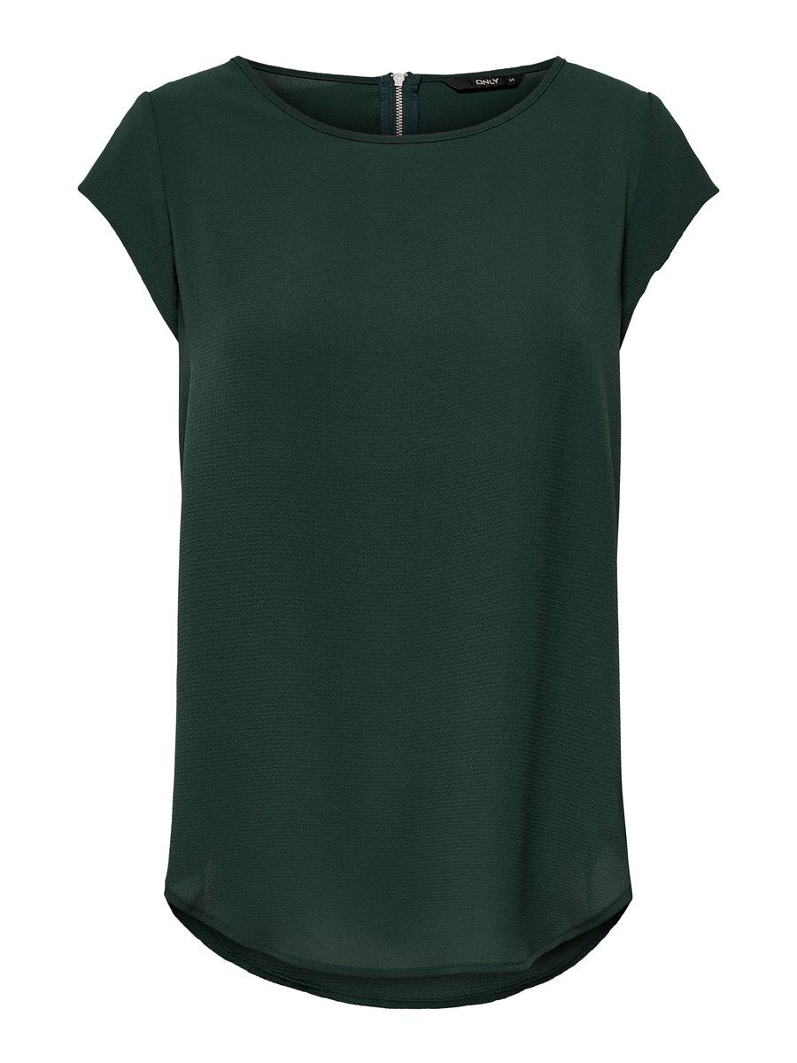 Loose short sleeved top, only