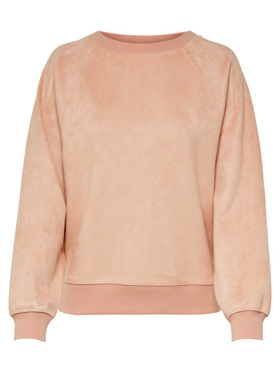 ONLY Batwing Sweatshirt Damen Pink