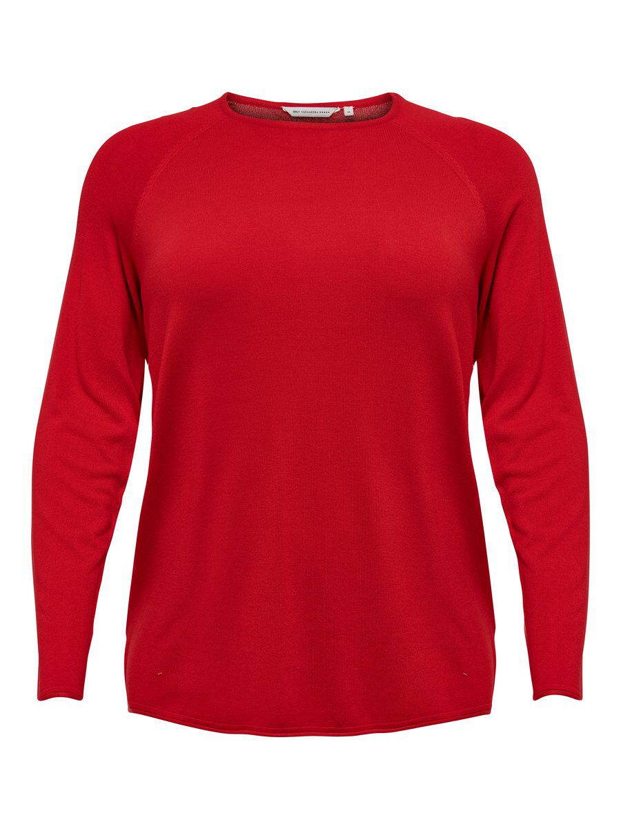 ONLY - only curvy knitted pullover  - 1