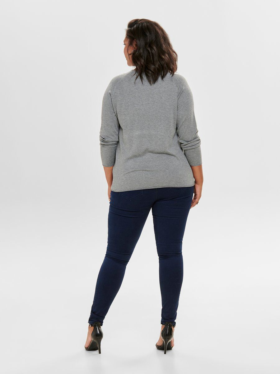 ONLY - Curvy Strickpullover - 4