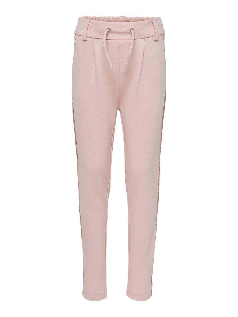 ONLY Kids Only Poptrash Glitter Trousers Women Pink