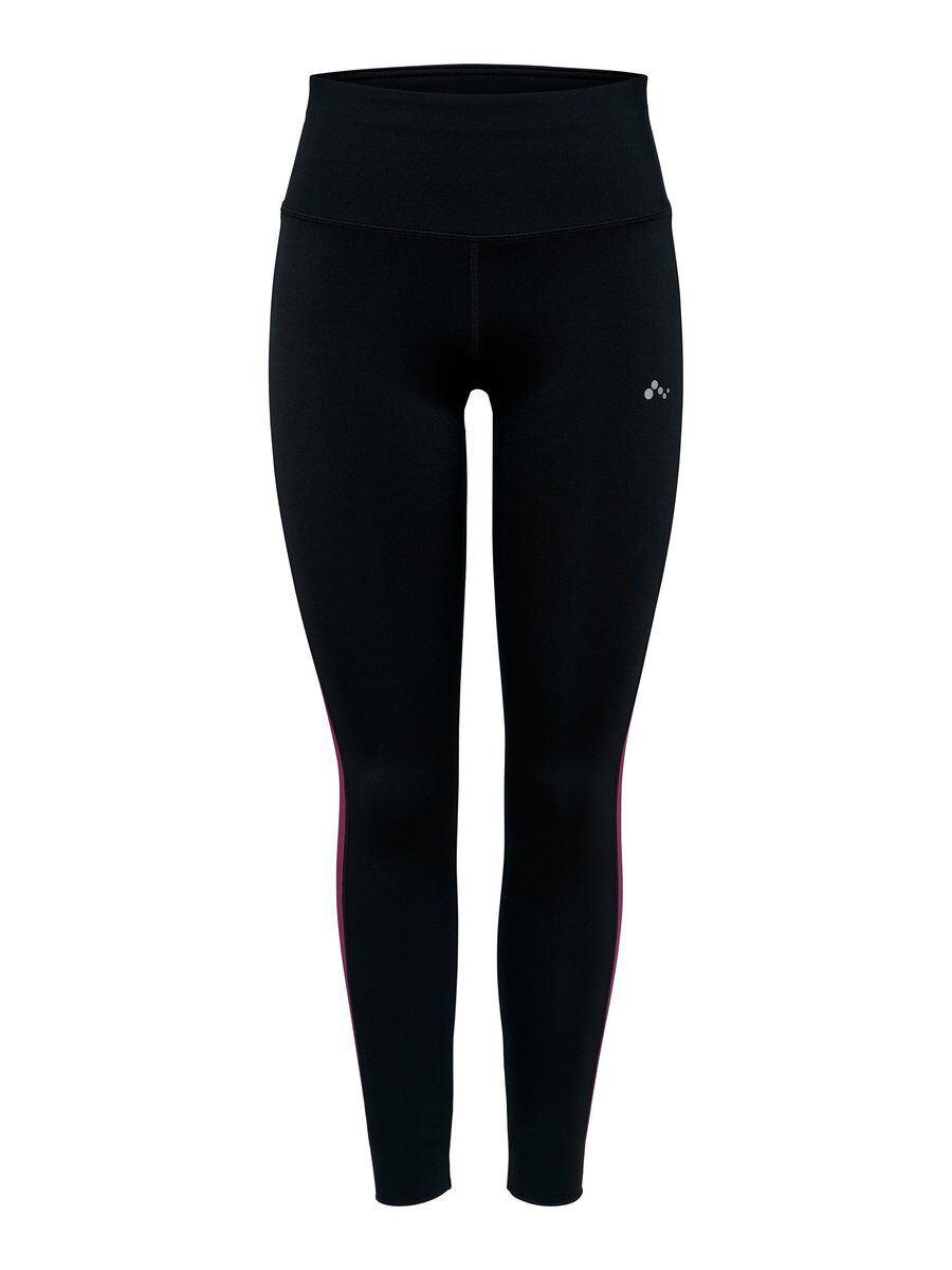 ONLY Formgebende High Waist Trainingstights Damen Schwarz | Sportbekleidung > Sporthosen > Tights | Schwarz | ONLY