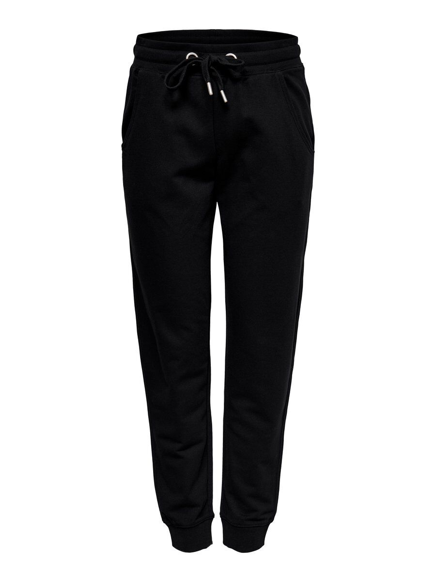 ONLY Unbrushed Sweatpants Women Black