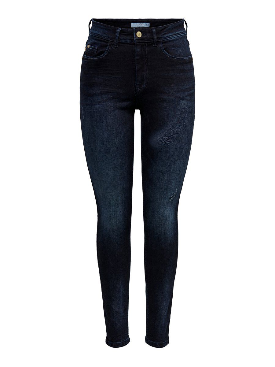 ONLY Jdydove High Waist Skinny Fit Jeans Damen Blau