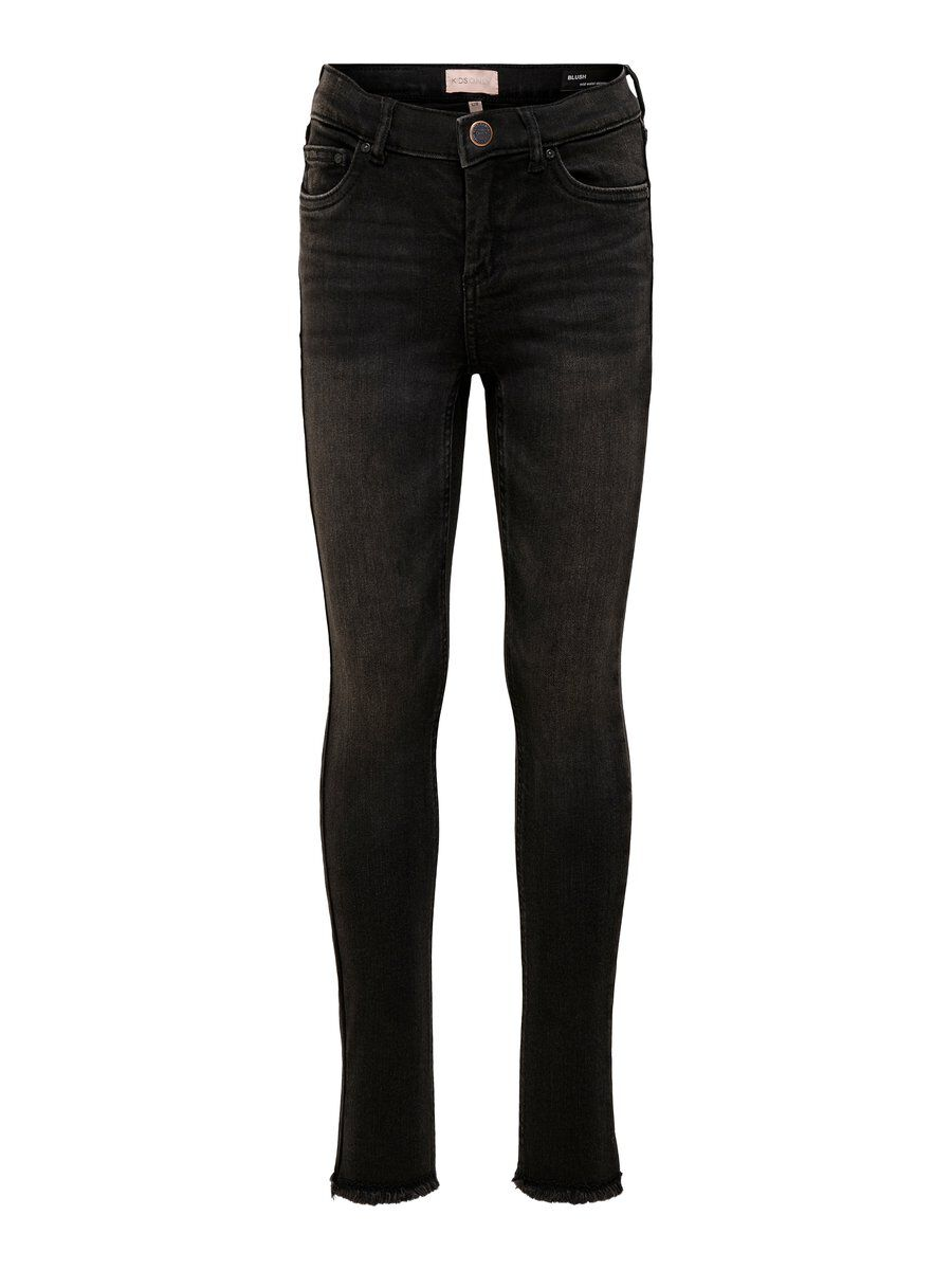 ONLY Blush Skinny Fit Jeans Damen Schwarz