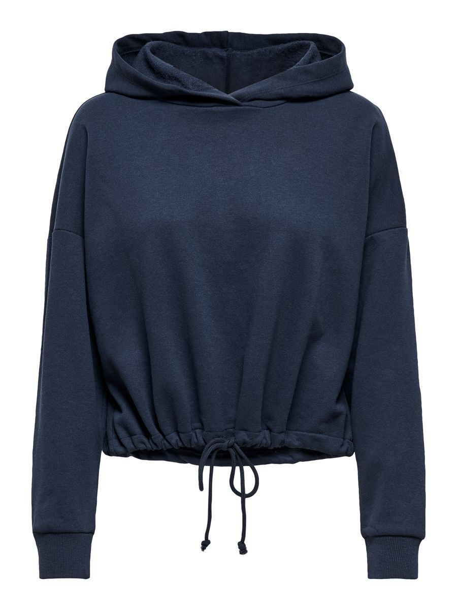 Only Sweat Hoodie Dames Blauw