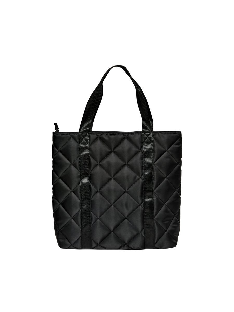 ONLY Quilted Bag Dames Zwart