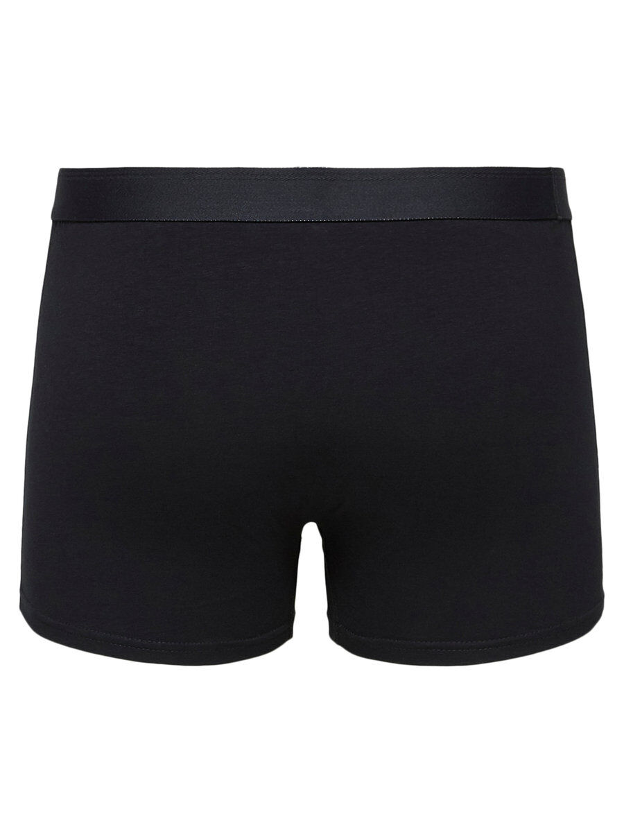 Bilde av SELECTED 1-pakning - Boxershorts Men Black